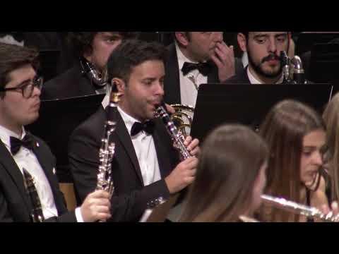 Sinfonía nº2 'De la mar' ORQUESTRA DE SOPROS DA ACADEMIA DE ARTES DE CHAVES