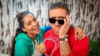 When She Crashes Your Guys Night (ft. Casey Neistat)