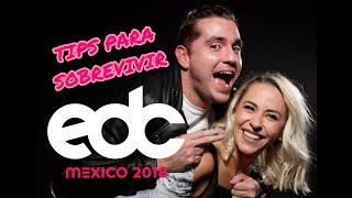 TIPS PARA EDC MEXICO ⚡🌟 ¿CUANTO DINERO LLEVAR? | Festival Passport