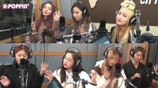 [K-Poppin'] 드림캐쳐 (Dreamcatcher)'s Singin' Live 'PIRI (피리)'
