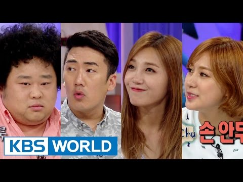 Hello Counselor - Jeong Eunji, Oh Hayeong, Song Yeonggil & Lee Sanghun (2015.08.10)