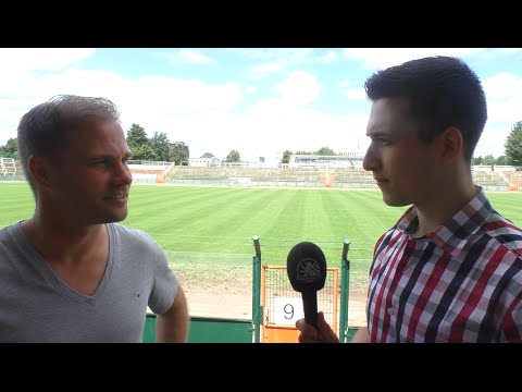 Interview mit René Rydlewicz (Trainer BFC Dynamo) | SPREEKICK.TV