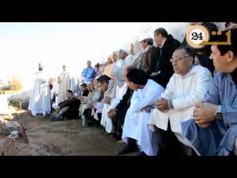 جنازة الحاج الحسين ابويك