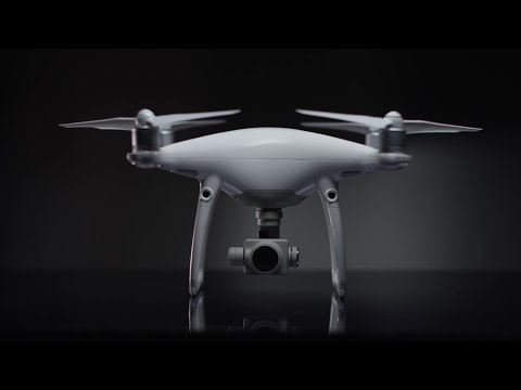 DJI will demonstrate the Phantom 4 Pro drone during the Micro Center Spring Imaging Expo.