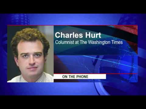 Charles Hurt - Columnist Of The Washington Times - Smashpipe News