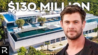 How Chris Hemsworth Spent $130 Million