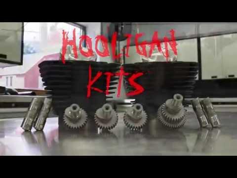 S&S Hooligan Kits For Harley-Davidson® Sportster® Models