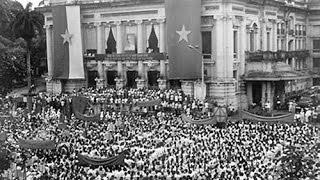 Mười chín tháng Tám 19 tháng 8 ( Có lời- bản gốc) Nhạc cách mạng hay Xuân Oanh - Tốp ca đài TNVN