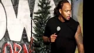 Steve Brown in Atlanta @ Uptown Comedy Corner w/ V-103's Wanda Smith