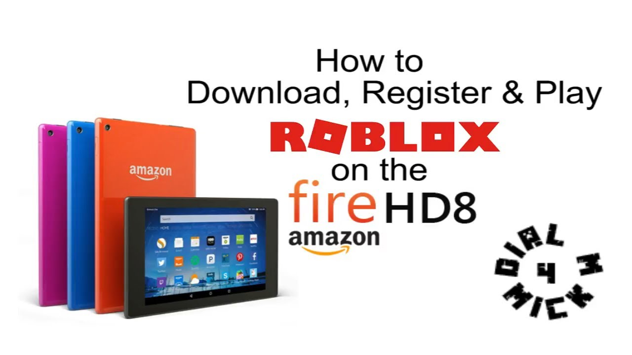 How To Get Free Robux On Fire Tablet - Robloxdownloadandroidtablet