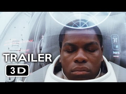 Star Wars The Last Jedi Official Teaser Trailer ENG in 3D 2017 YT3D