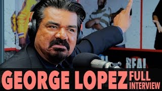 "George Lopez's Thoughts on Donald Trump, Dating, ""Lopez"" Show, And More! (Full Interview) 