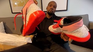 Unboxing The Nike KD12 'YouTube' Shoe