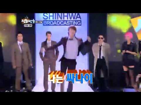 [JTBC] 신화방송 (神話, SHINHWA TV) 31회 명장면 - 이게 바로 '신화 스타일'