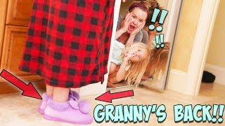 EXTREME HIDE AND SEEK FROM GROUCHY GRANNY!!