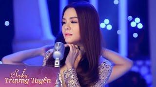 Chờ Anh Trong Đêm (Remix) - SaKa Trương Tuyền [Lyric Video]
