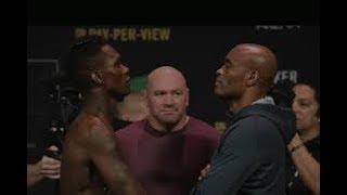 UFC 234 - Anderson Silva vs Israel Adesanya – LUTA COMPLETA