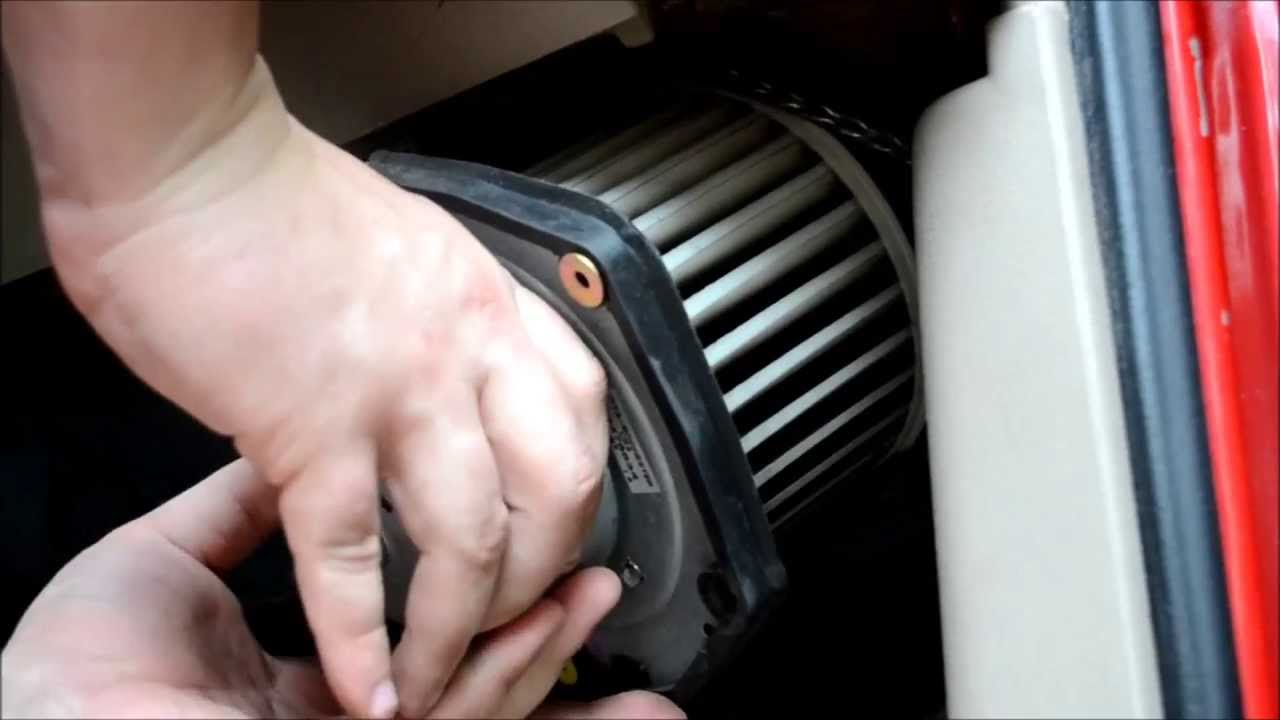 Tutorial How To Make Your Ac Blow Harder 88 98 Chevy Youtube