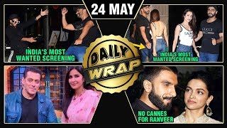 Ranveer @Cannes, Kangana INSULTED Again, Malaika Arjun Pose Together | Top 10 News