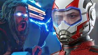 NEW MAJOR Avengers Endgame EASTER EGG Discovered!