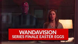 WandaVision Finale Breakdown & Easter Eggs (Nerdist News w/ Dan Casey)