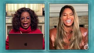 Ciara Talks to Oprah about Weight Loss and Finding Love Again | WW