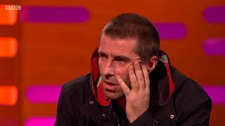Liam Gallagher on Graham Norton Show (S22E02)