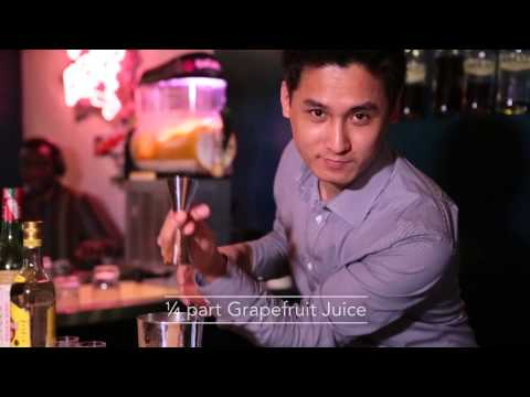 Best Bartender cocktail at Rummin' Tings by Ameer Gurung