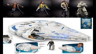 """TNINews: Solo: A Star Wars Story 6"""" Black Series & 3.75"""" Force Link II Products From Hasbro"""