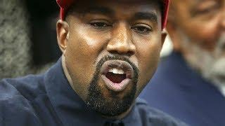 Kanye's Wildest Interviews Prove He's Getting Weirder