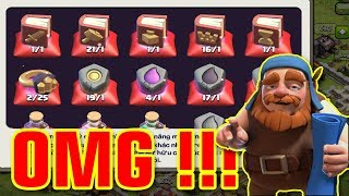 PEKKA VN Người Có Rất Nhiều Thần Chú Trong Clash of Clans || Many People Have In The Clash Of Clans