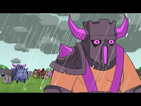 Clash of clans - Clash of PEKKAs