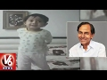 Funny Video : CM KCR Birthday Wishes by Kid Video Goes Vi..