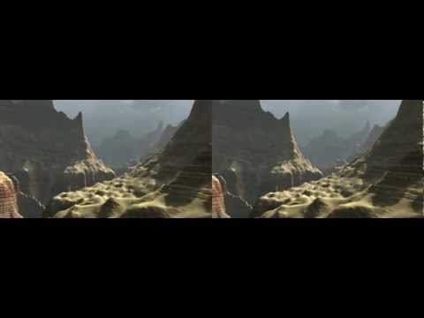 Grand Canyon stereo 3D (YT3D:enable=true)
