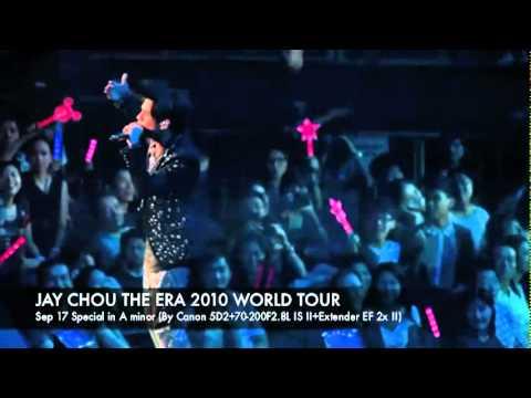 黑色毛衣電音版(周杰倫2010香港演唱會)