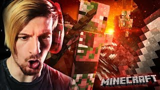 HEADING INTO THE NETHER FOR THE FIRST TIME. || Minecraft (Part 4)