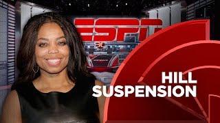 ESPN Suspends Jemele Hill After Response To Jerry Jones