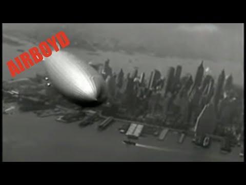 Hindenburg Airship Explodes | World History Project