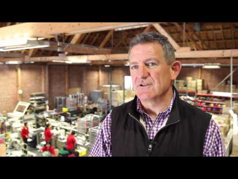 Umpqua Catalyst Series: About Rickshaw Bagworks