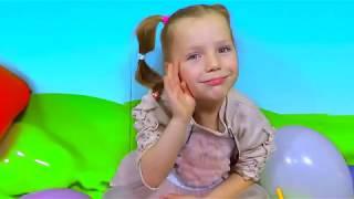 Learn Colors in the Song  & Kids Songs تعلم الألوان في الأغنية