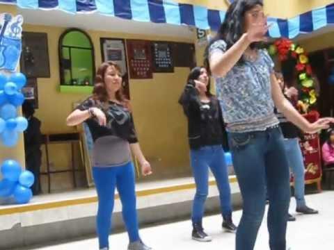 Mix Baile  / Teke teke, Intentalo & Nene malo - Dora Mayer de Zulen (3ero sec.)