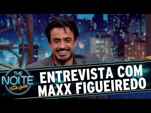The Noite (18/03/16) - Entrevista com Maxx Figueiredo