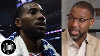 Tracy McGrady: Kawhi is better than LeBron now, and Andrew Wiggins is a 'floater' | The Jump