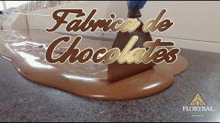 Fábrica de Chocolates Florybal, Gramado RS