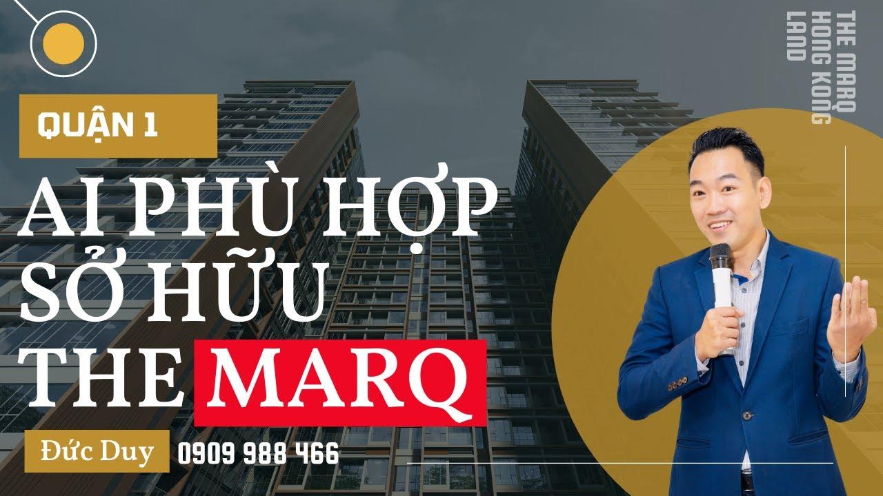 The MarQ - Căn Hộ Cao Cấp Quận 1 | 4 Phòng ngủ, thang máy riêng, rẻ nhất quận 1. Giá 24.8 tỷ video