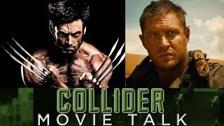 Collider Movie Talk – Hugh Jackman Suggests Tom Hardy As The Next Wolverine