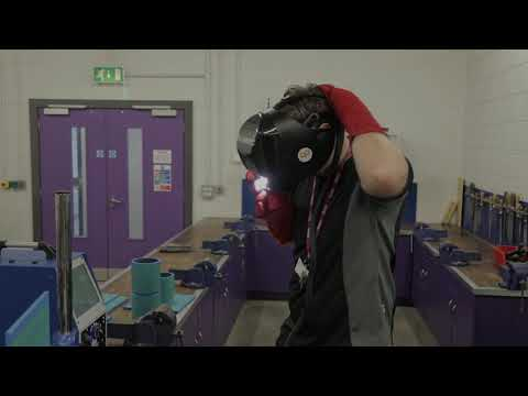 Augmented Reality Welding