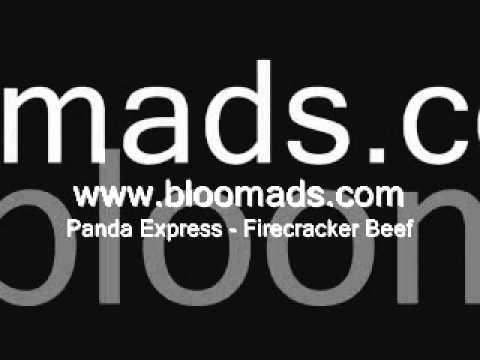 Bloom Ads - Panda Express (Firecracker Beef)