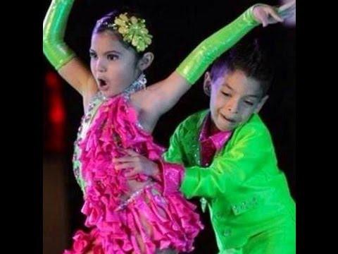 Niños Salseros Impresionante!!!