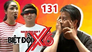 BIỆT ĐỘI X6 | BDX6 #131 | Tiko - Võ Minh Lâm đau đớn vì bị 3 nữ quái chủ nhà wax lông chân trả thù😰